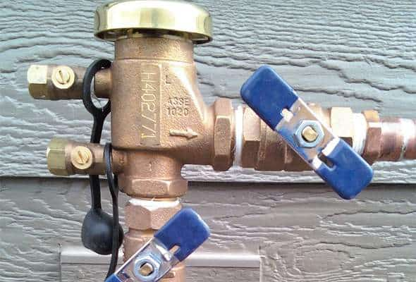 Backflow Testing | Backflow Replacement | Bob Tolsma Plumbing Services